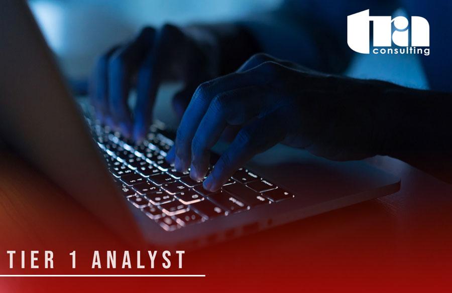 tier 1 analyst
