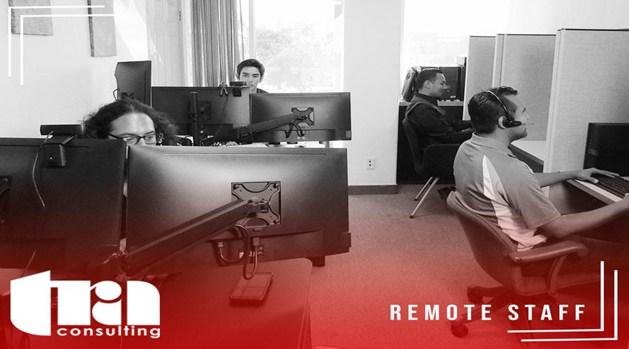 remote staff